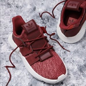Adidas Originals Prophere Trace Maroon Solar Red